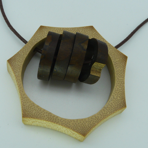 Penjoll de Bambú Sa Tuna.
