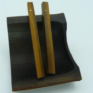 Arracades de Bambú Munts