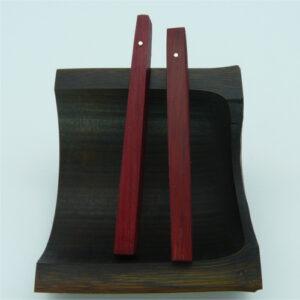 Arracades de Bambú
